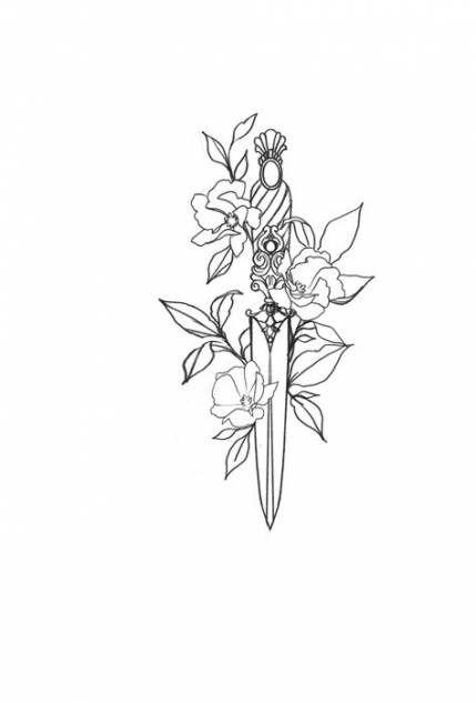 61 Trendy flowers drawing plants -   16 plants Flowers drawing ideas