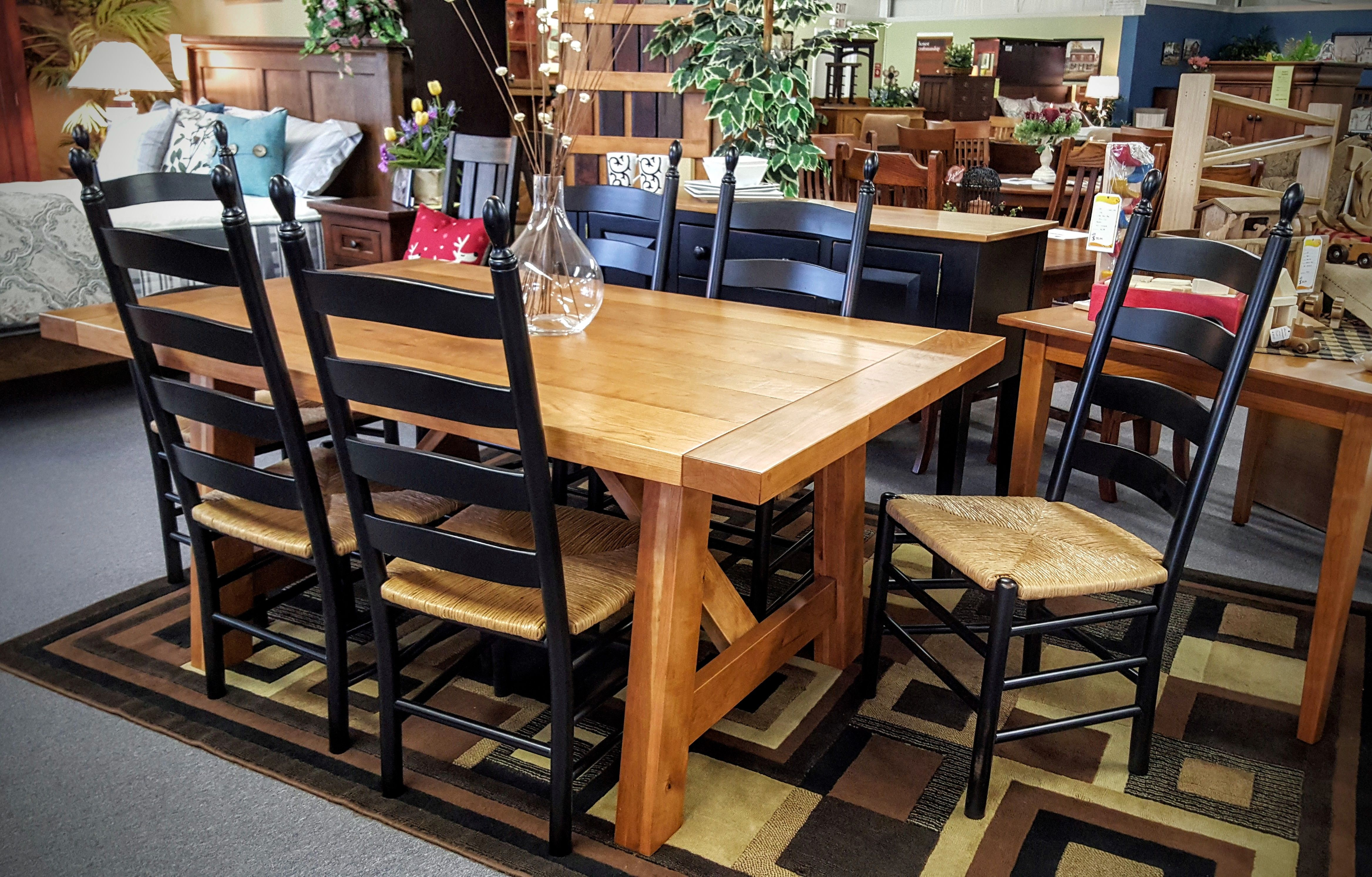 Pin By Snyder S Furniture On Lancaster Legacy Amish Furniture Collection Dining Room Furniture Furniture Amish Furniture