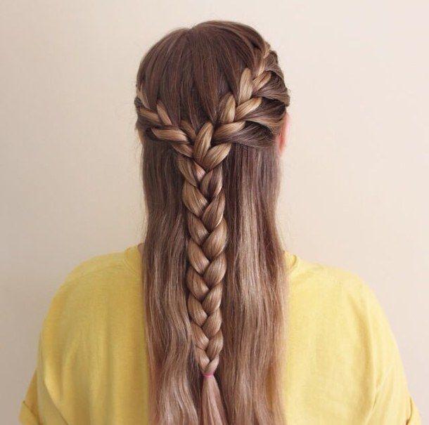 long braided hair tumblr wwwpixsharkcom images