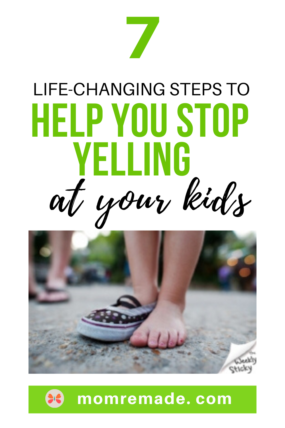 Do you yell at your kids? Check out these tips to help you stop and replace it with healthy parenting behaviors. #yelling #mom #parenting #family #tips #momlife #calm