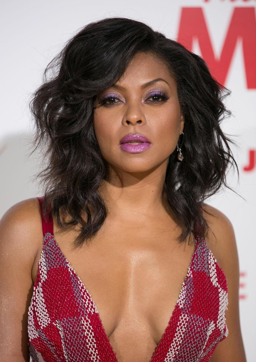 my 1rst 2015 celebrity hair crush: taraji p. henson | weave bob