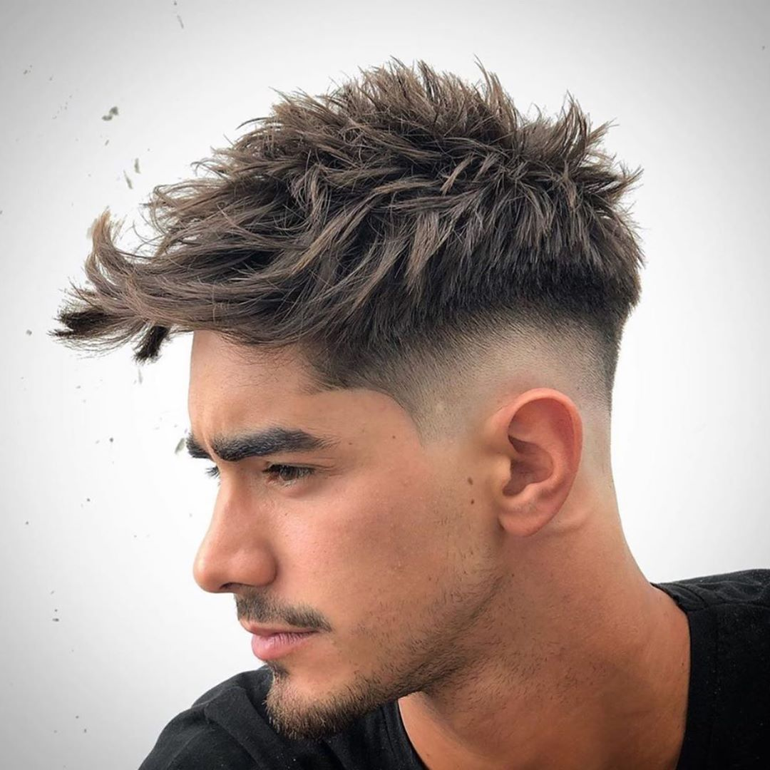 Pin By Chuck Hand On Men S Hairstyle Fade Haircut Haircuts For Men Gents Hair Style