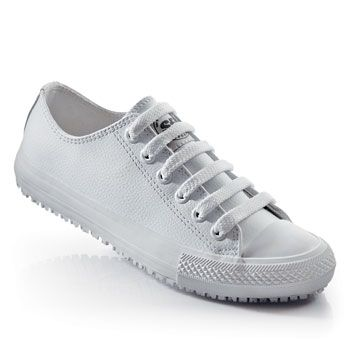 click image above to buy shoes for crews old school lowrider white womenu0027s slip proof athletic shoes