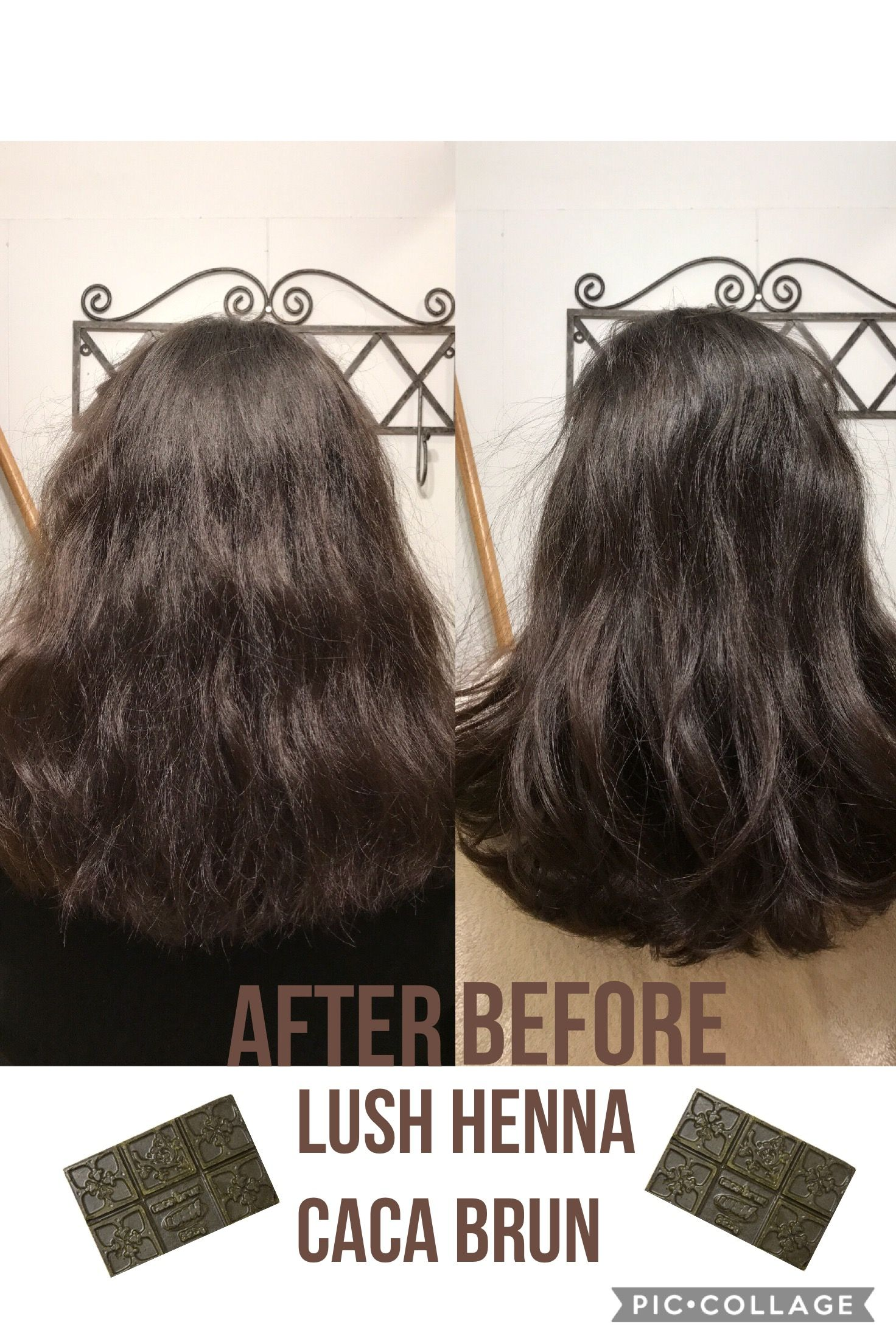 Lush Henna Caca Brun Hairstyles Pinterest Henna Hair Cuts And