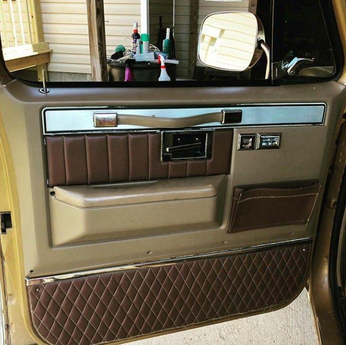 Pin By Matias Herrera On C 10 Interior Chevy Trucks Truck Interior Pickup Trucks