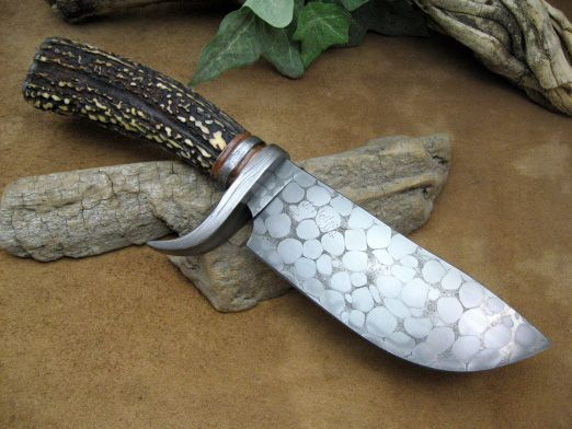 Ball Bearing Damascus Love To Know How This Was Made