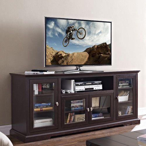 Found It At Joss Main Lisette Media Console Tv Stand Wood Tv Stand Wood Tv Stand Rustic