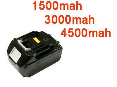 bater 237 a 3000mah 18v makita bl1830 bl1815 lxt400 194205 3 bcs550 bda350 bdf450 tool battery