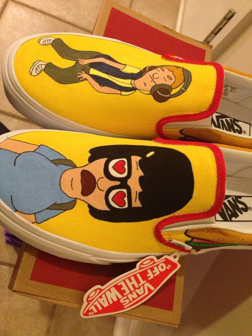 aae1936398 Bob s Burgers kicks www.crazycatladykicks.com