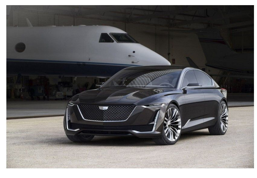 2018 Cadillac Escala Release Date And Redesign