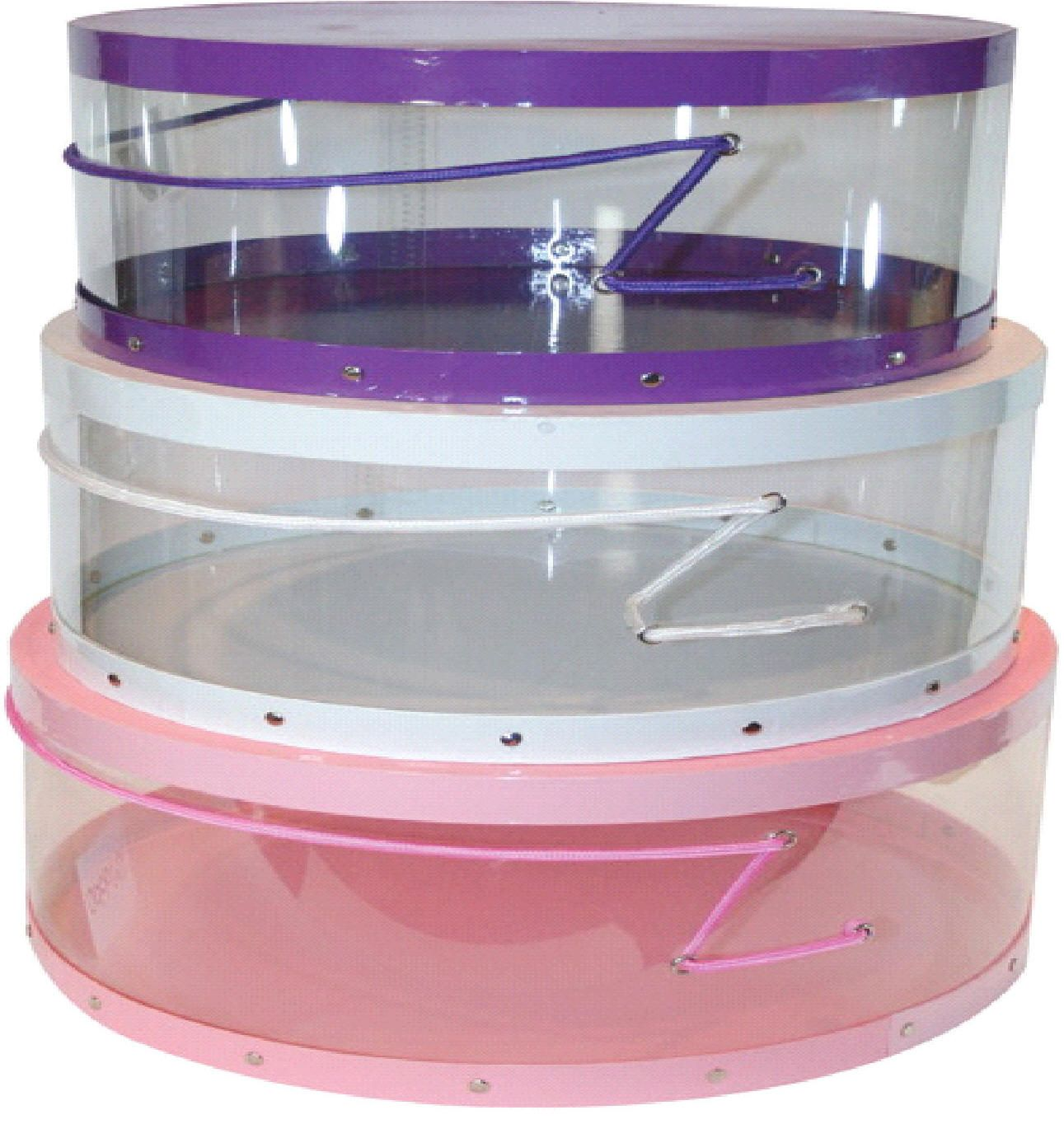 Exceptional Extra Large: Round Hat Box Price $35.00 Buy Two Or More For 30.00 Each Size