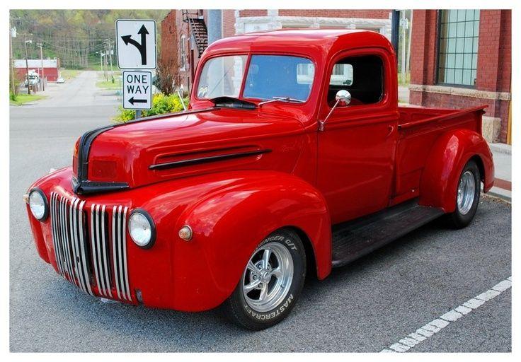 1947 ford Trucks   1947 Ford Truck