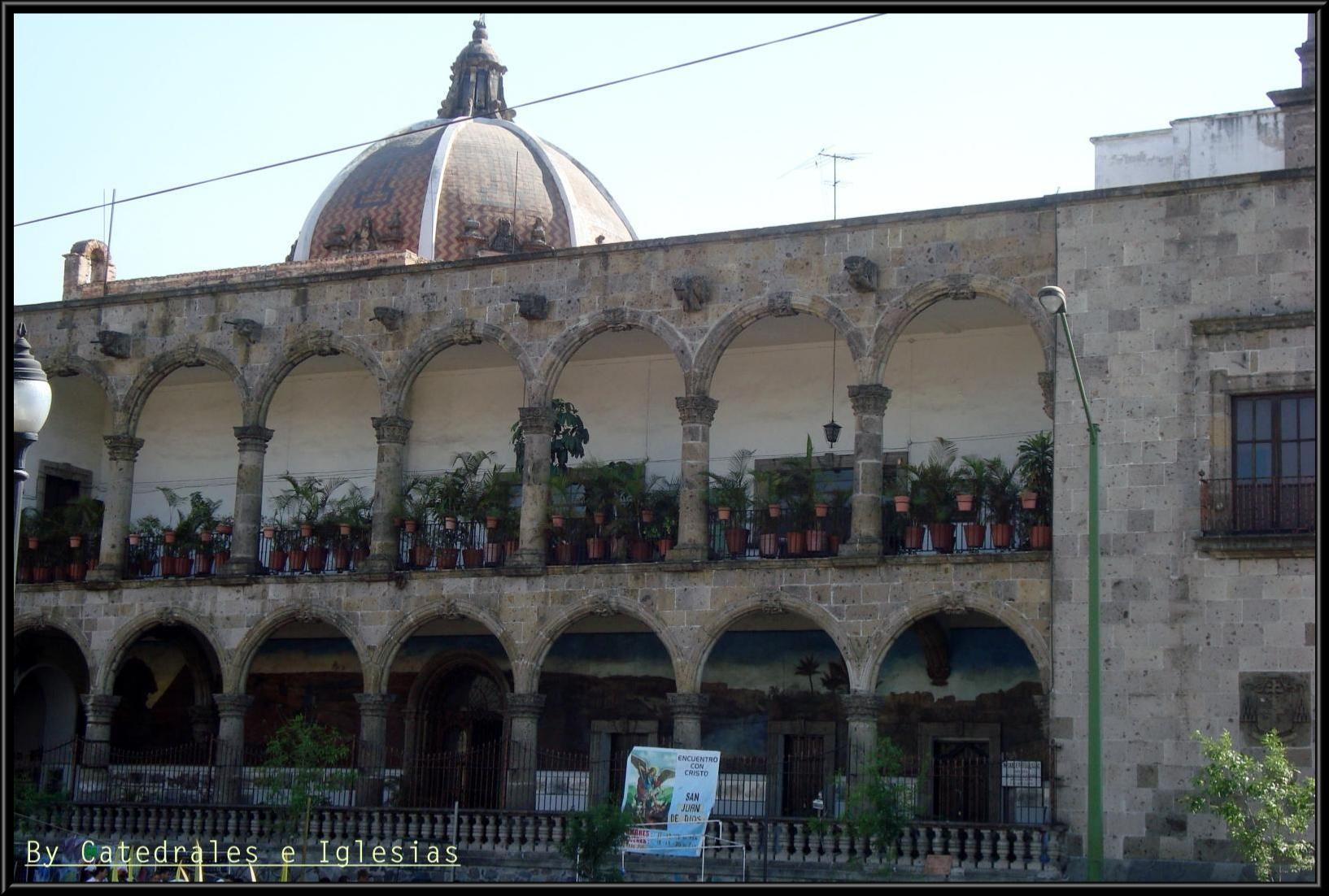 Templo de San Juan de Dios (Guadalajara) Estado de Jalisco,México ...