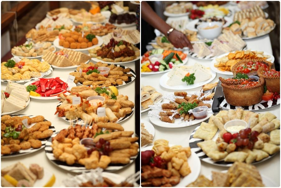 Finger Foods For Weddings Pixels