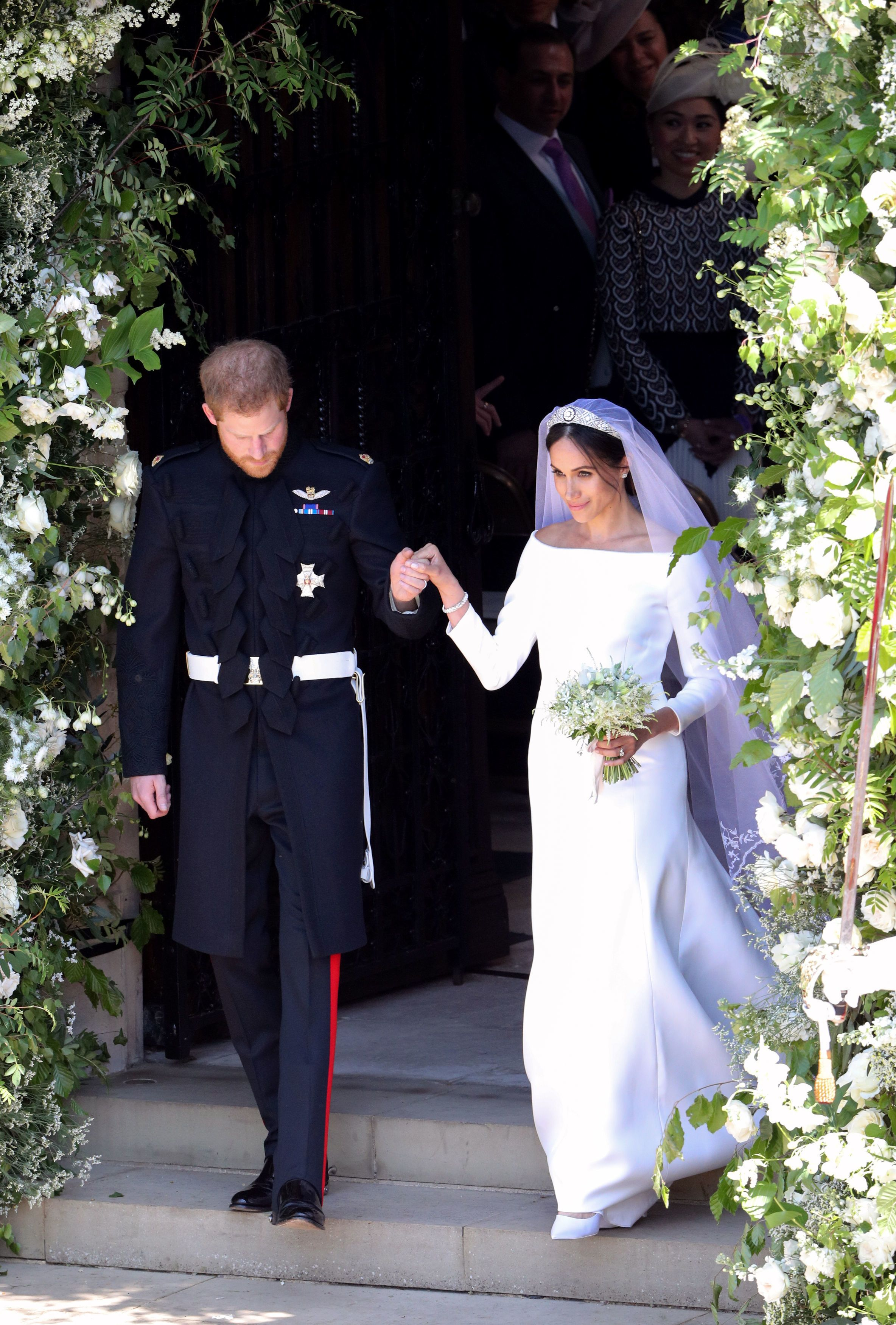 The Royal Wedding Menu Is Healthier Than Youd Expect