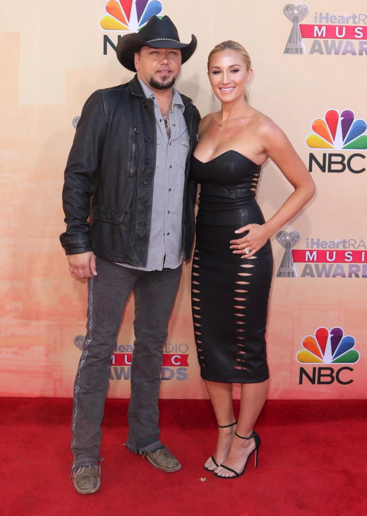 Jason Aldean and Brittany Kerr Photos iHeartRadio