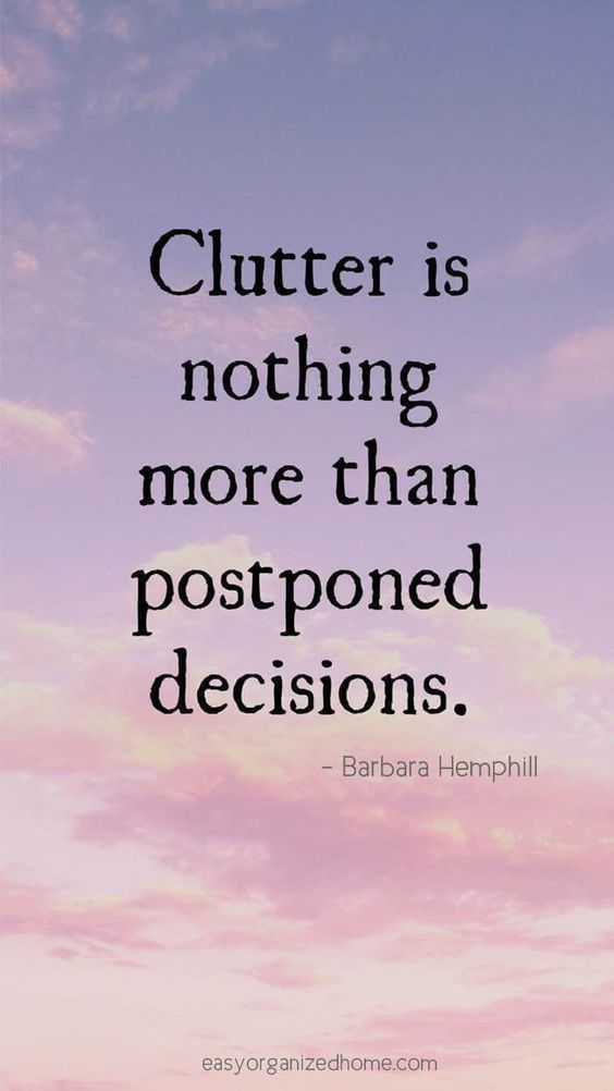 Clutter Quotes clutter quotes