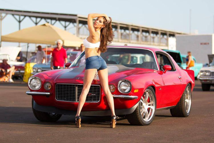 Camaro Girl Click To Find Out More Http Fastmusclecar Com