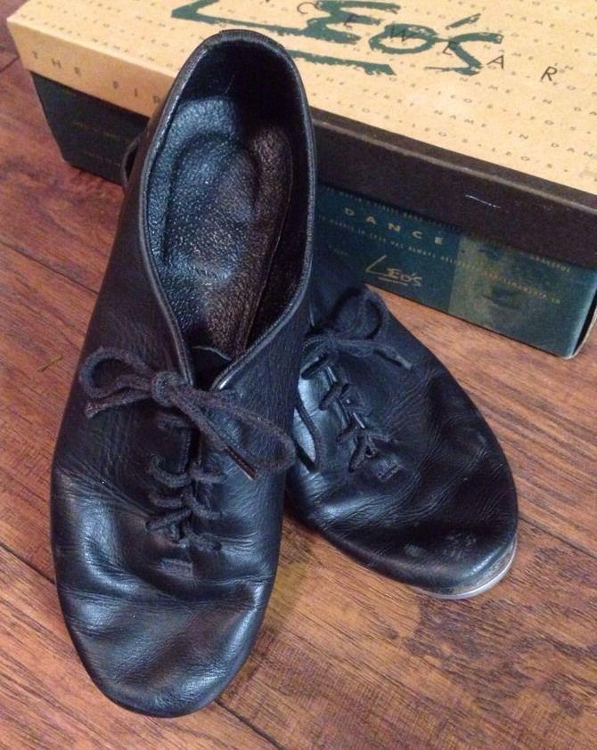 954729e67 Leo s Giordano Jazz Tap Dance Shoes Style 5028 Size 6.5M Ultratone ...