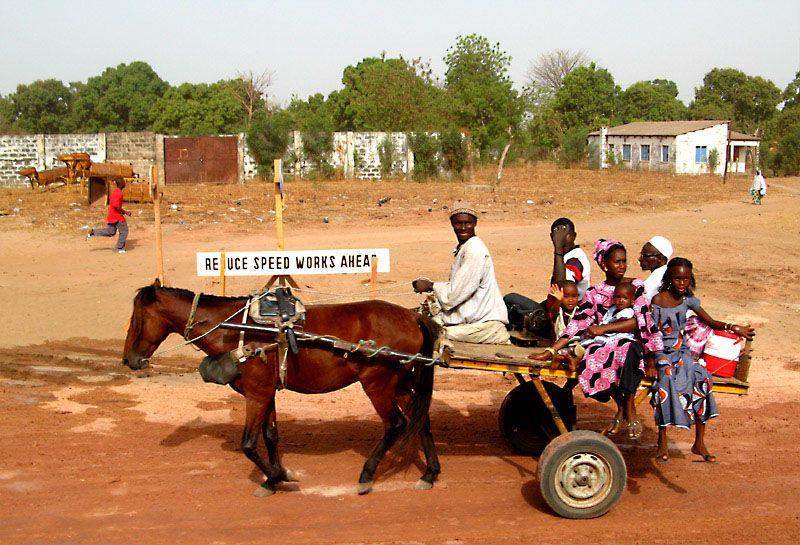 African Exploer - Itinerari Senegal - Kaolack