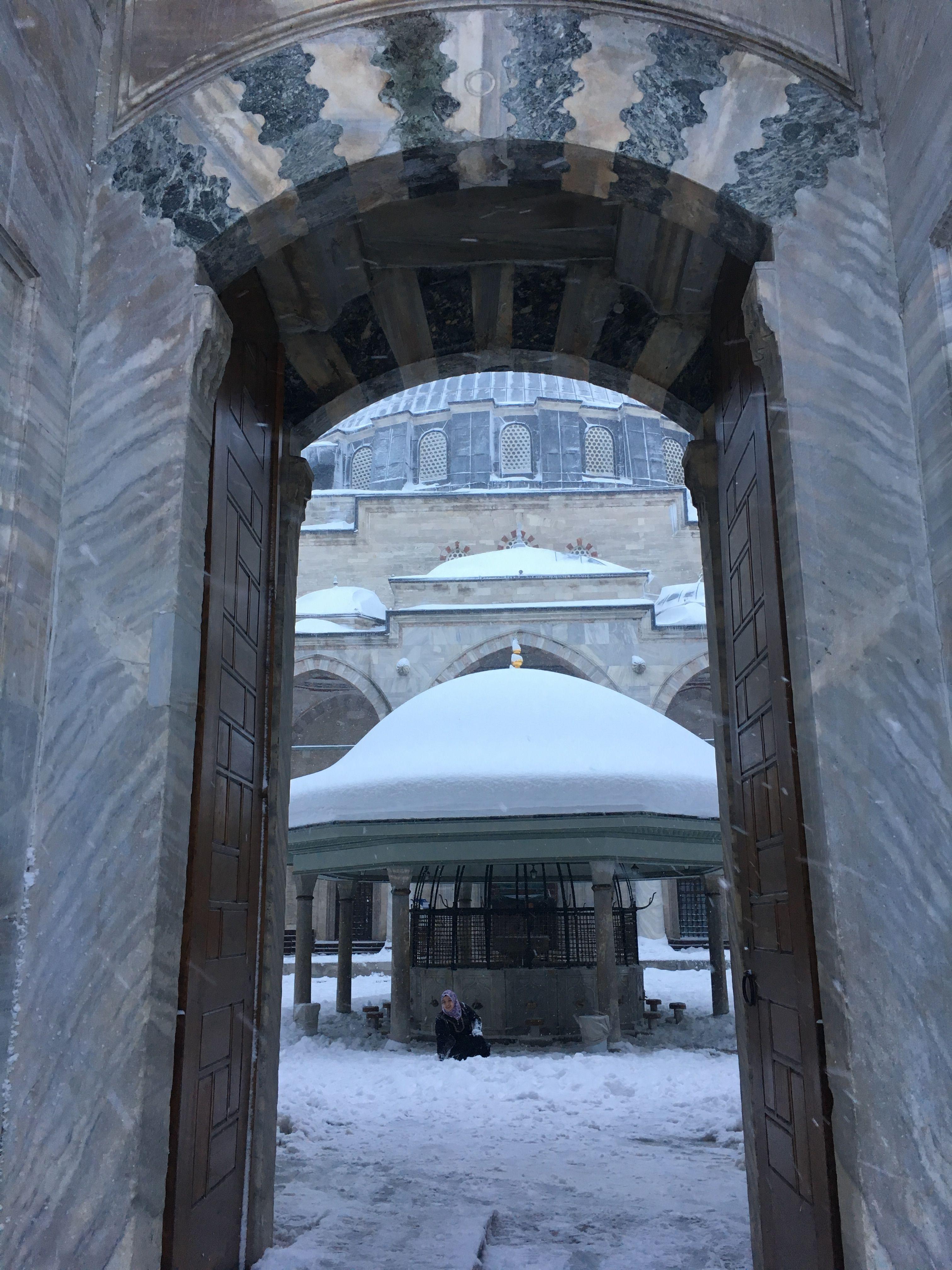 Yavuz Selim Camii-Mosque 10/01/2017