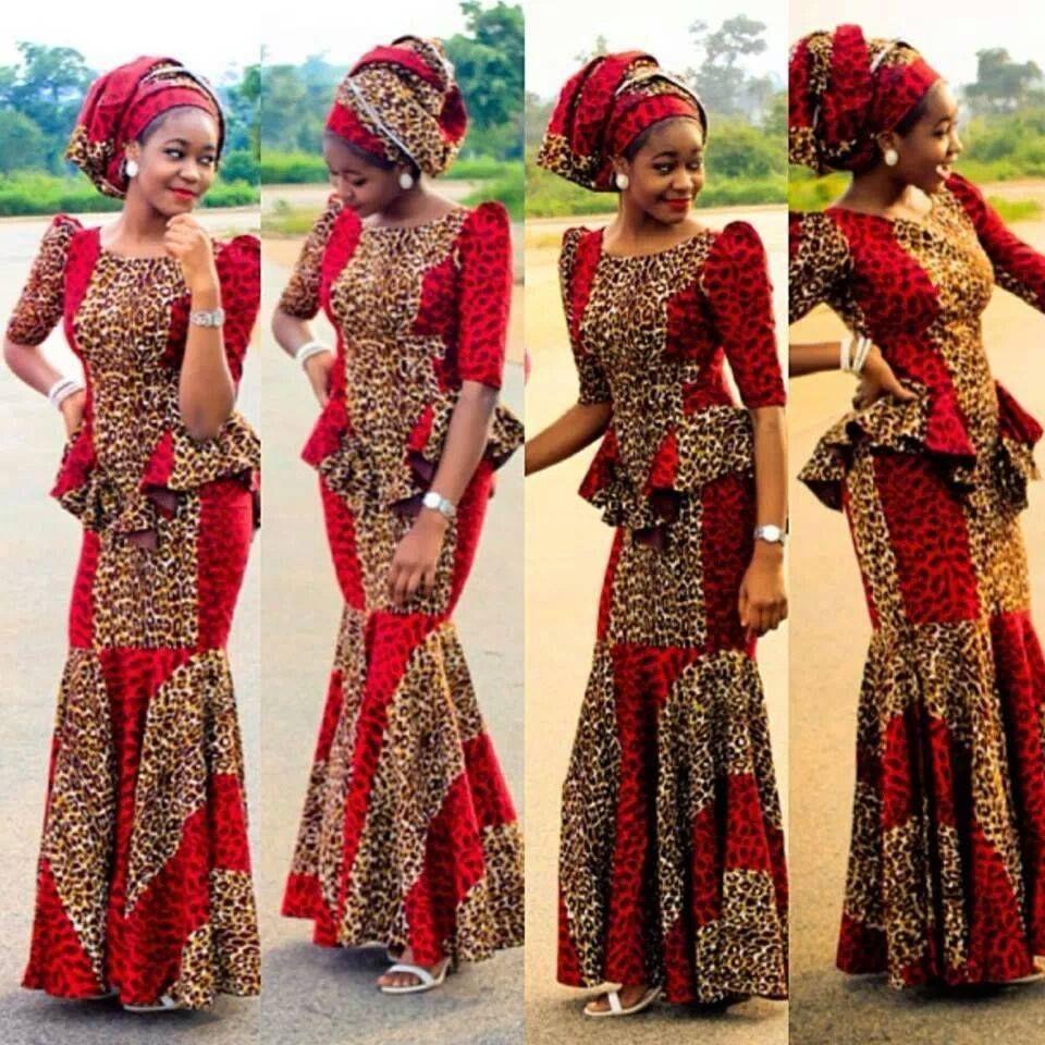 Des supers looks qui peuvent vous inspirer ~Latest African Fashion ...