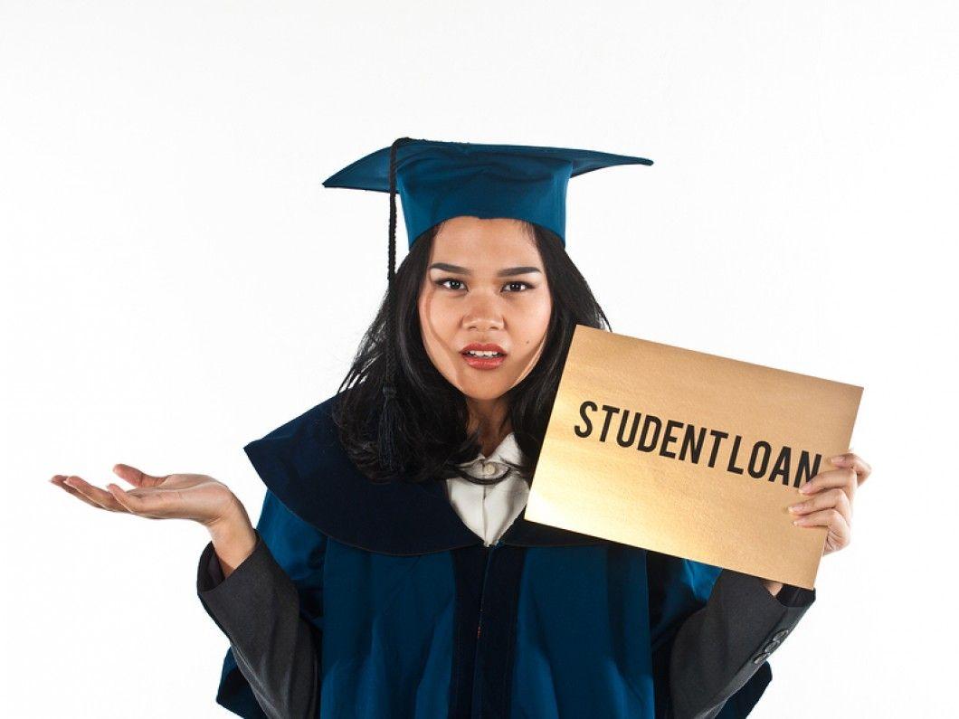 National american university student loan