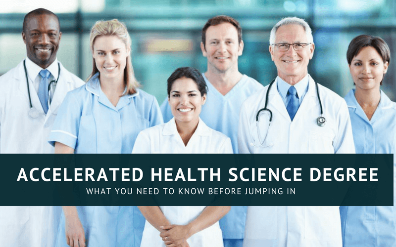 Accelerated Health Science Degree Programs Online Online