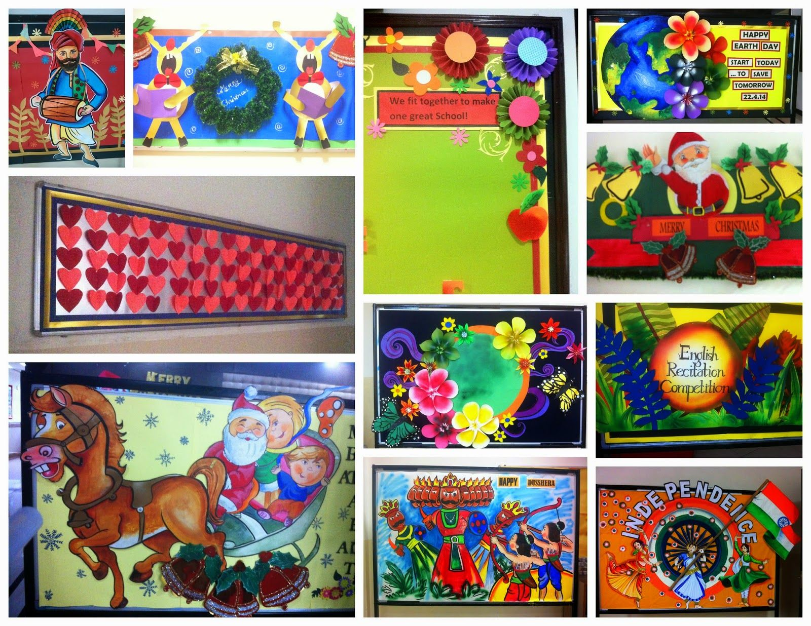 A Blog About Art Craft Ideas For Kids And School Projects School Decorations Crafts Paper Crafts