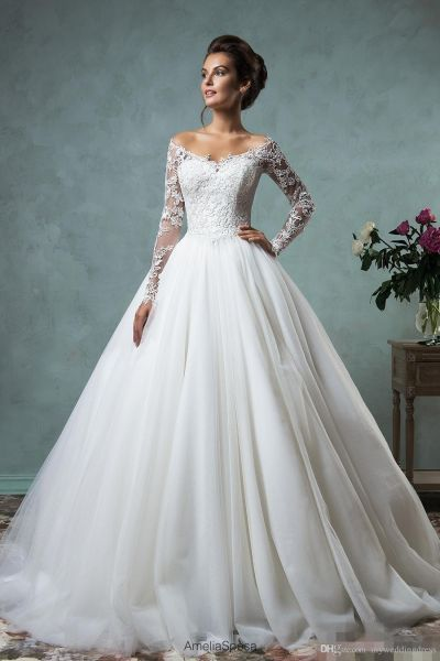 Los vestidos de boda mas hermosos