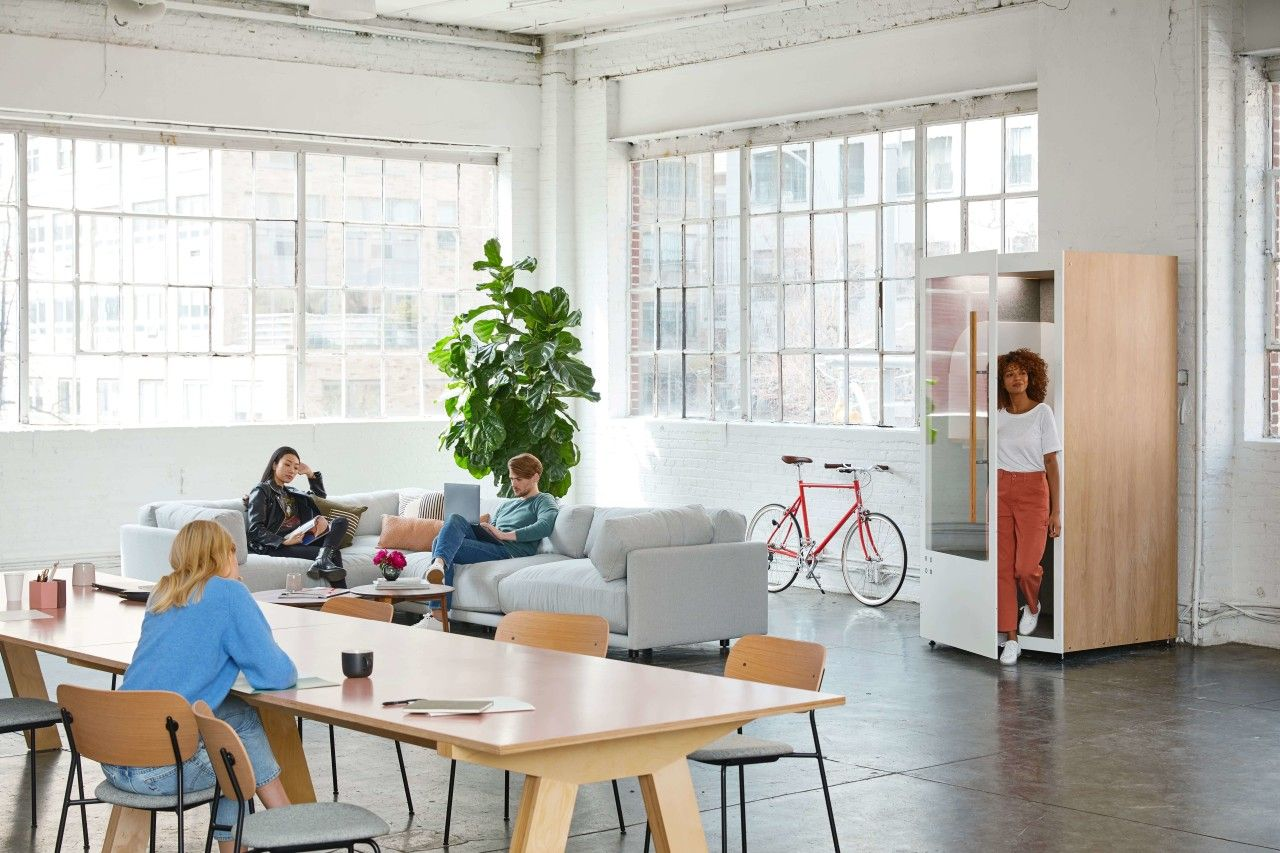 In Short The Not So Trendy Neocon 2019 Modern Office Design