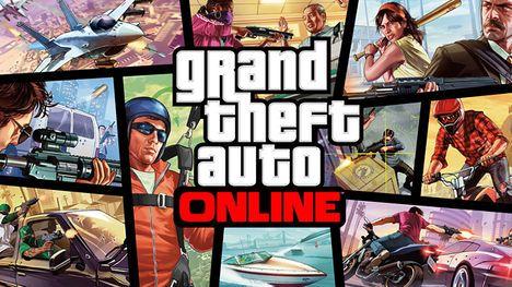 гта онлайн играть