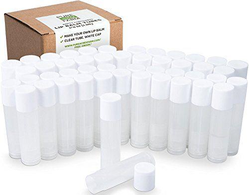 Empty Lip Balm 50 Tubes | Lip balm tubes, The balm, Homemade
