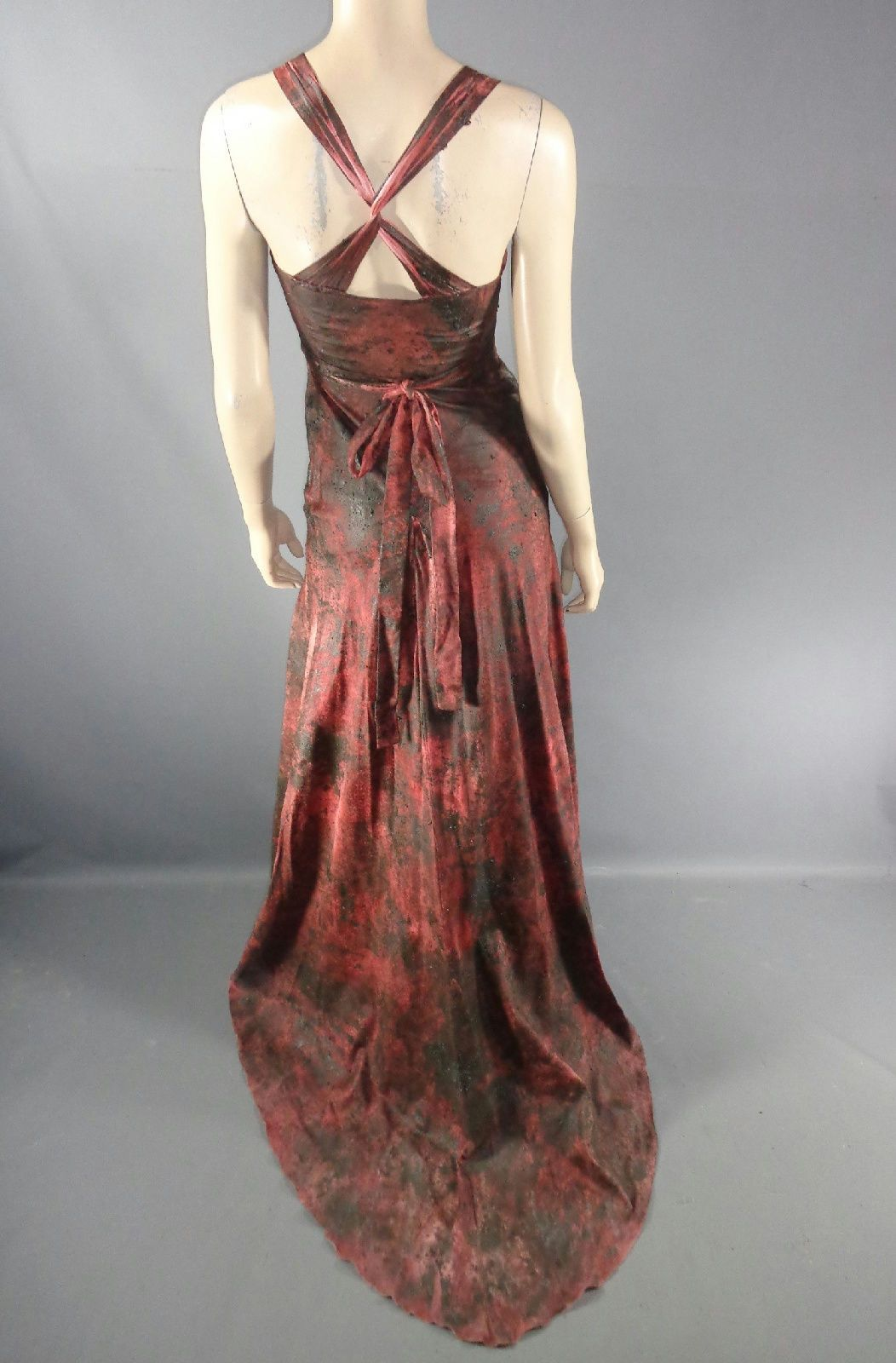 Carrie White Prom Dress Dirty Back Horror Movies