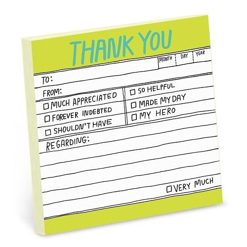 12 Creative and Affordable Employee Appreciation Gifts Employee - thank you note to employee