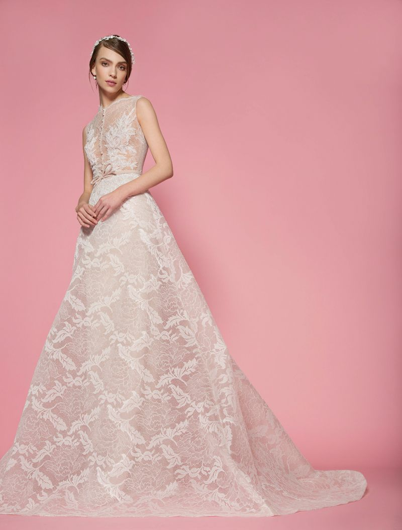 Georges Hobeika | Bridal Bridal 2018 | Look 9 | wedding dresses ...