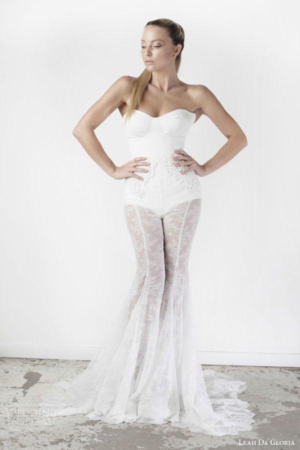 Suit Wedding Dresses | Wedding Ideas