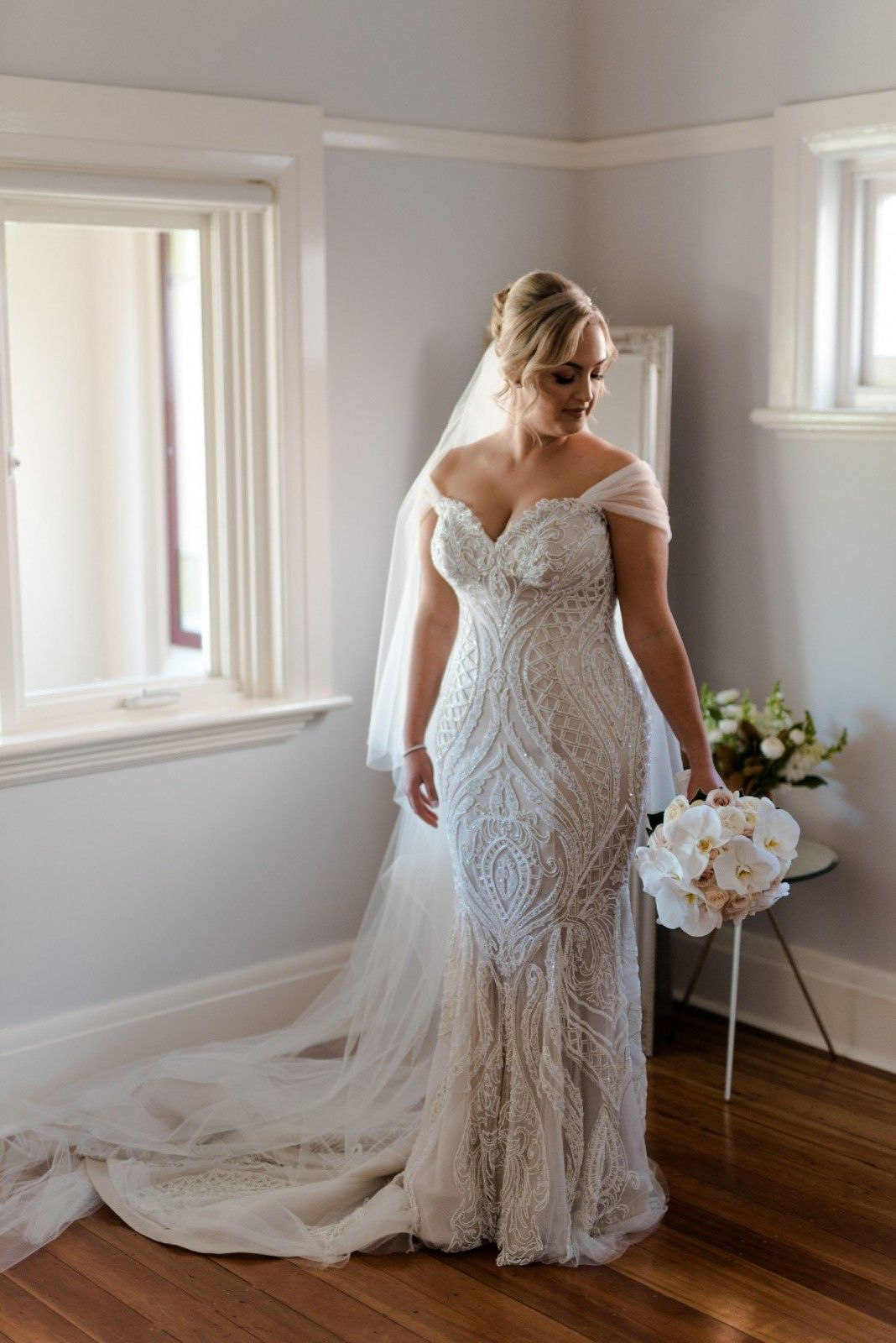 Norma And Lili Bridal Couture Wedding Dress Wedding Dress Couture Plus Wedding Dresses Plus Size Wedding Gowns [ 1600 x 1068 Pixel ]