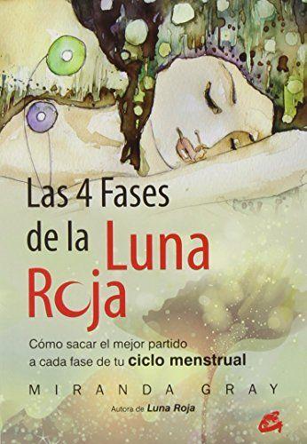 Las 4 Fases De La Luna Roja Taller De La Hechicera Amazon