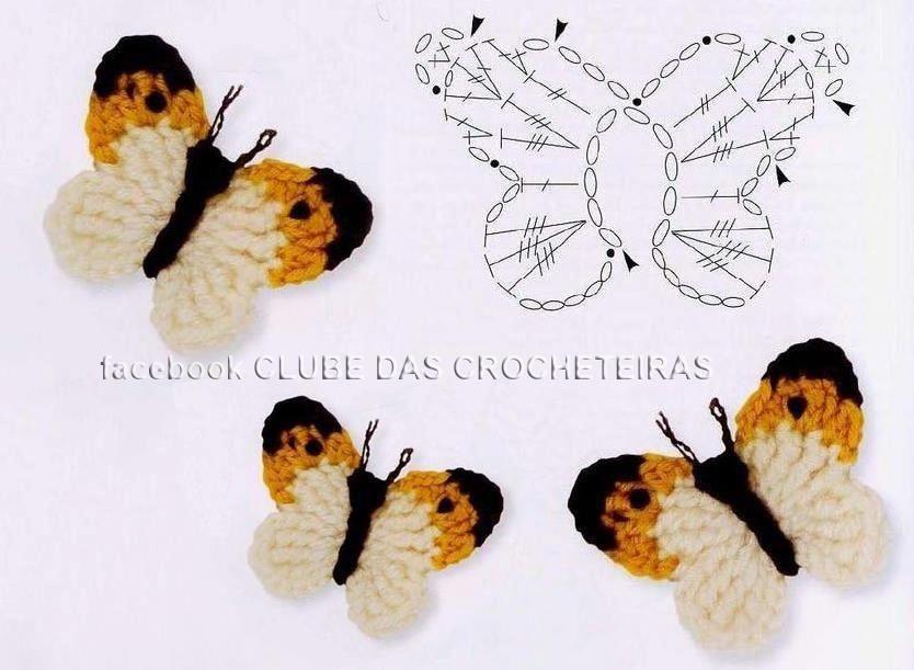 . butTerfly CROCHET