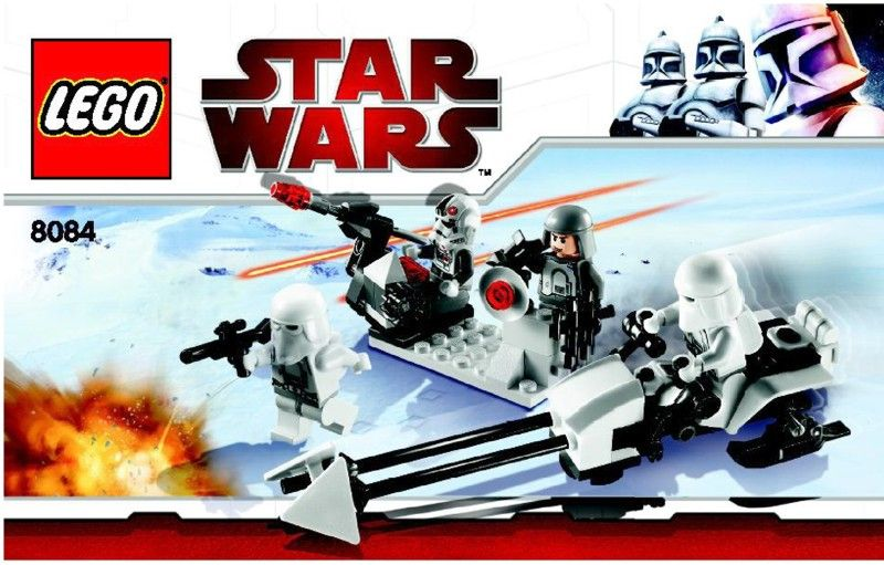 Star Wars - Snowtrooper Battle Pack [Lego 8084]