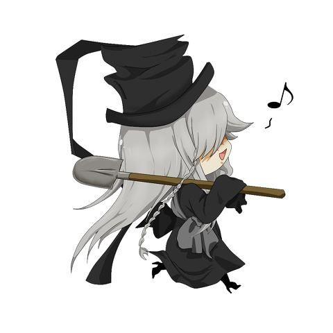 undertaker black butler chibi - Google Search
