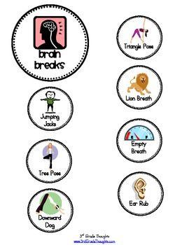 Brain Breaks | School Ideas | Brain breaks, Whole brain