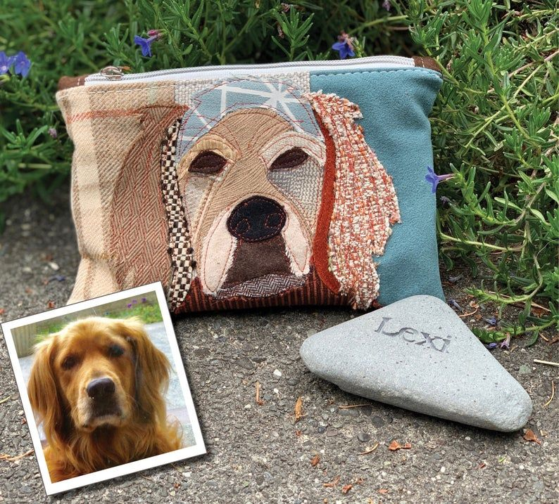 Custom Dog Pillow, Personalized Dog Pillow Cover, Pet