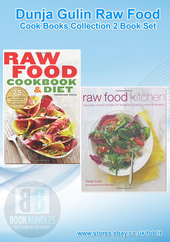 Dunja gulin raw food cook books collection 2 book set buy now at dunja gulin raw food cook books collection 2 book set buy now at http forumfinder Images