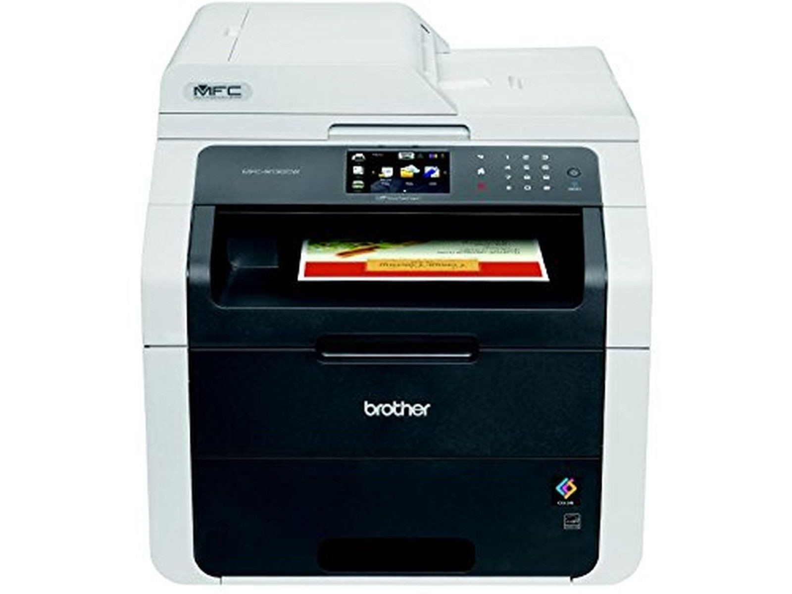 Brother Mfc9130Cw Wireless AllInOne Printer With Scanner