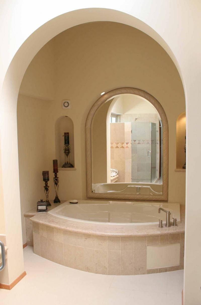 Cool houses and ideas on pinterest bathroom ideas for Bathroom jacuzzi ideas