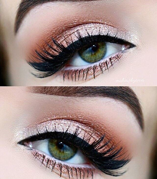 Cool Eyeshadow Ideas Makeup Looks For Green Eyes Pretty Eye