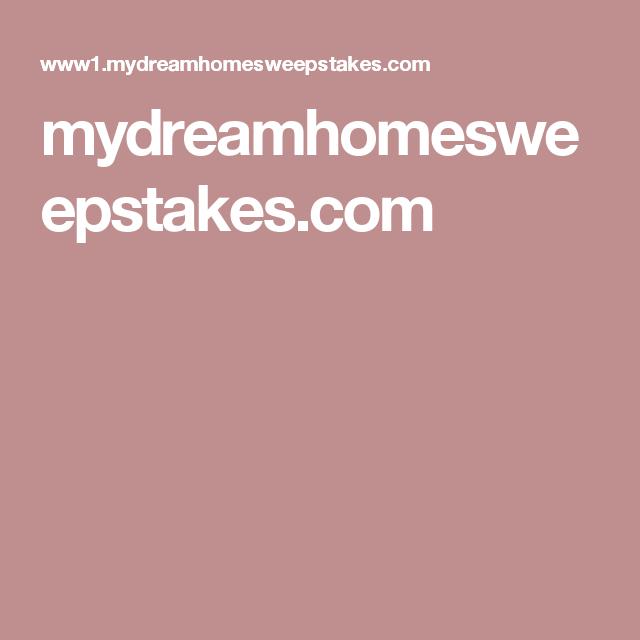 mydreamhomesweepstakes.com