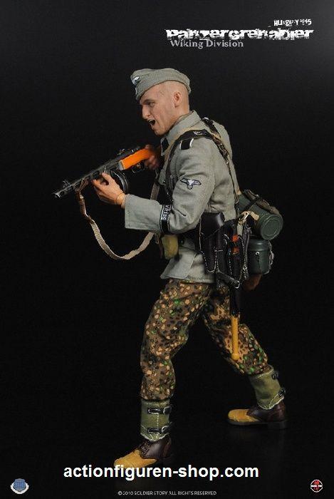 www.actionfiguren-shop.com | Ungarn 45 - Wiking Division | Online 1:6 Figuren und Zubehör kaufen